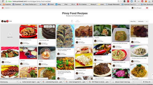 pinoy food recipes pinterest board