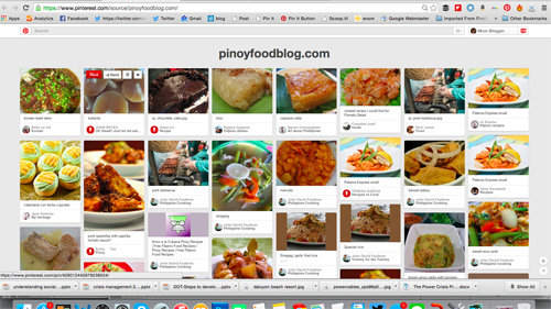 Pinoy food blog is now part of the pinterest community in the pinoyfoodblogpinterest forumfinder Gallery