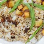 Adobo rice, anyone?