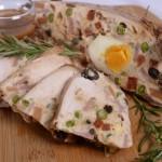 Free-range Chicken Galantina Roulade