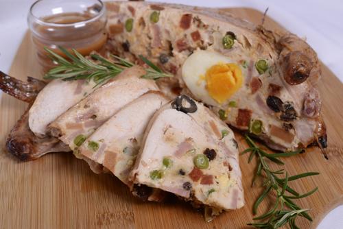 Free Range Chicken Galantina Roulade thumbnail