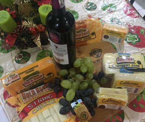 california cheeses