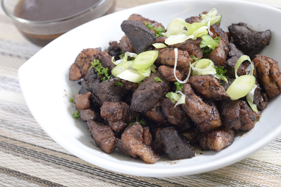 Adobo del Diablo or capampangan adobo
