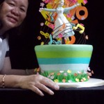 Cake Decorating with Chef Penk Ching at The Maya Kitchen, July 30, Saturday, 10am-2pm.