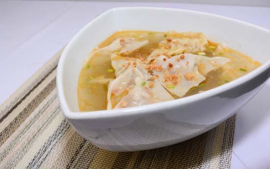 Pancit Molo, a Filipino favorite from the Ilonggo kitchen