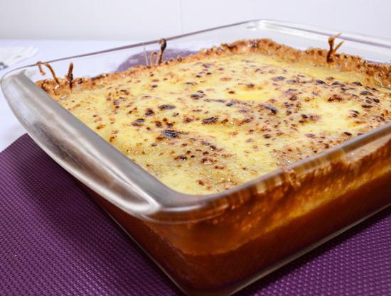 Brazo De Mais Cassava Cake Special