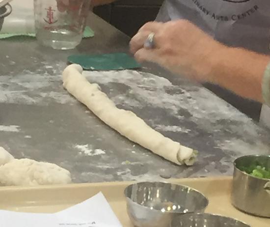 scallion pancake baston