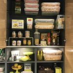 Getting my pantry organized with the help of Lock & Lock Easy Match
