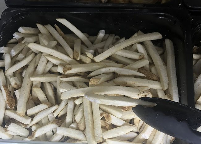 Everyday Menudo US frozen Potatoes